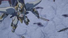 Code Geass R2 07 - Suzaku's robot