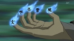 Naruto 61 - Elements