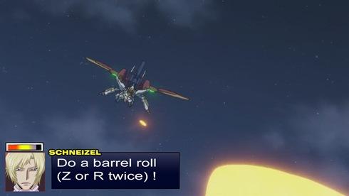 Code Geass 11 - Do a barrel roll copy