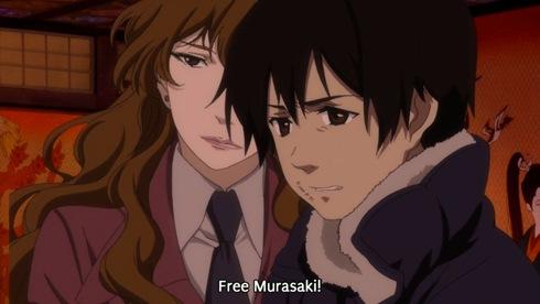 Kurenai 12 - Free Murasaki