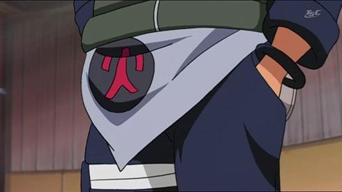 Naruto 62 - lol crotchshot