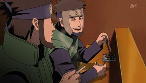 Naruto Shippuuden 63 - bar