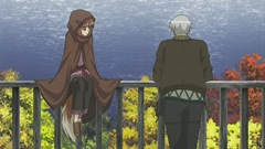 Spice and wolf 7 - Horo and Lawrence