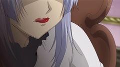 Vampire Knight 08 - lips lick