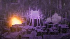 Code Geass R2 14 - City shot