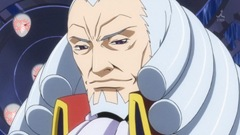 Code Geass R2 15 - Charles looks down at you
