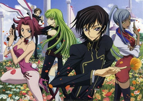Code Geass R2 Wallpaper Garden